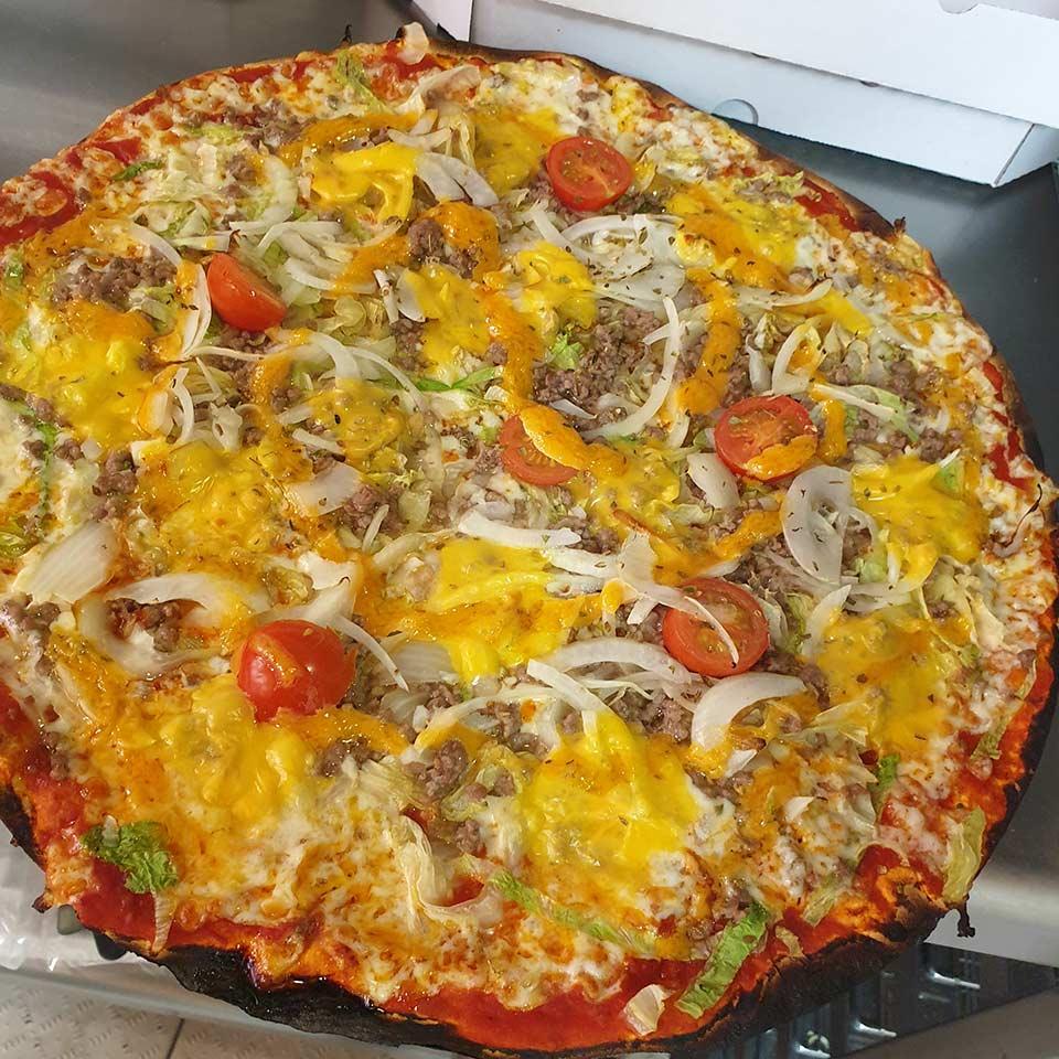 la pizzeria du village à Vayrac | La P'tite Italie
