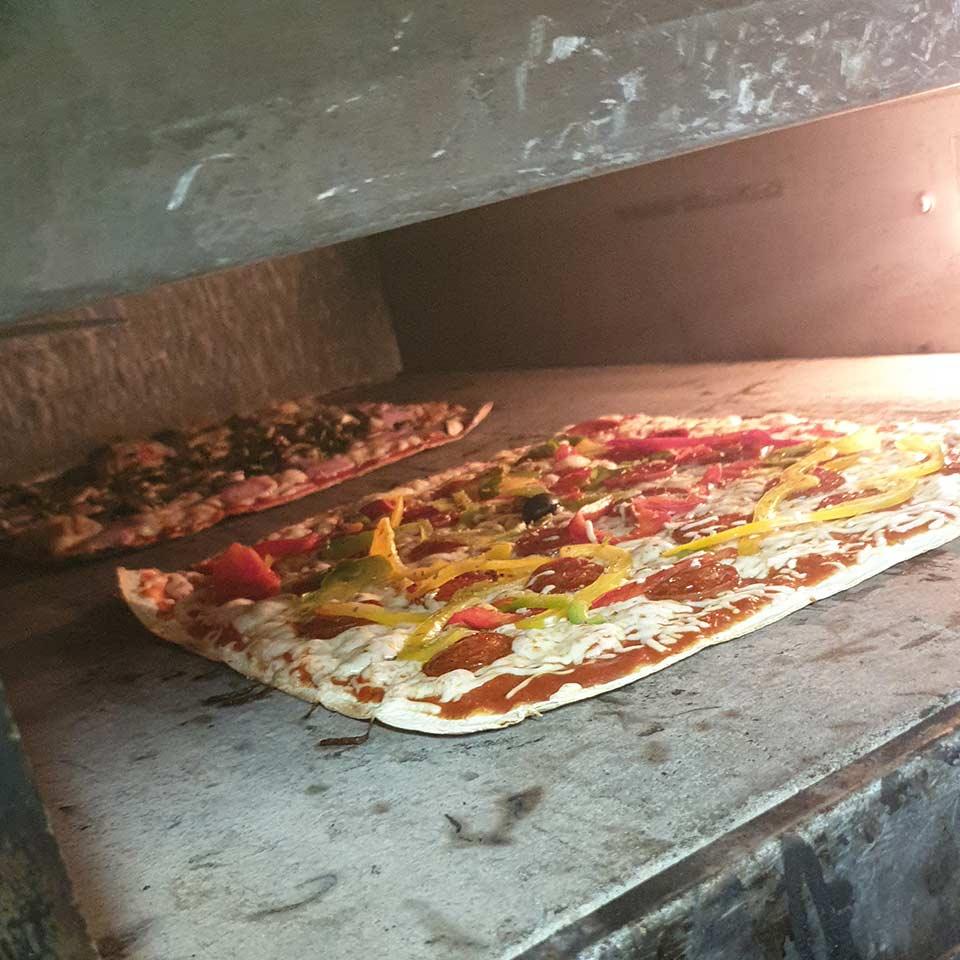 la pizzeria élaborées de façon artisanale à Vayrac | La P'tite Italie